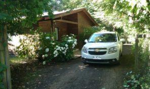 Venta Parcela con Casa y cabañas en Pucón
