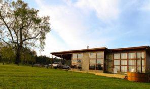 Venta Casa  con Cabaña en Parcela entre Loncoche-Villarrica